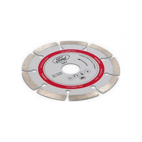 DISCO DIAMANTE 230MM  PARA CONCRETO FORD FPTA 040014