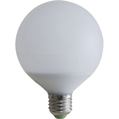 LAMP.LED GLOBO E27  10 W LUZ DIA  CL